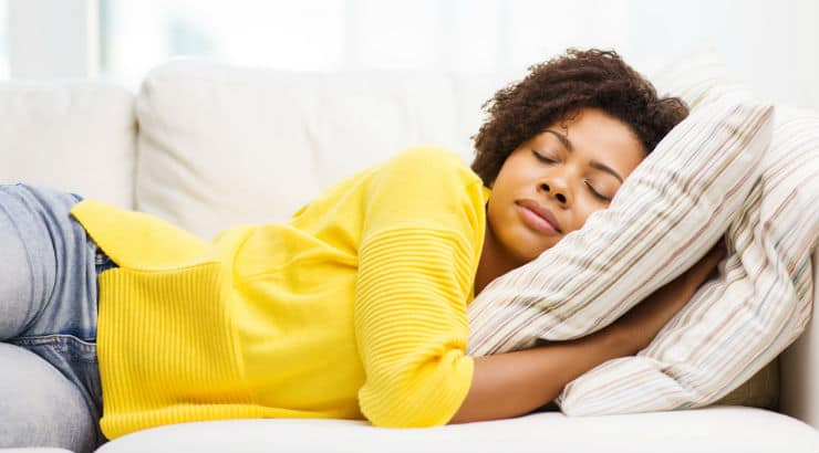 Sleeping With Afro Hair Properly