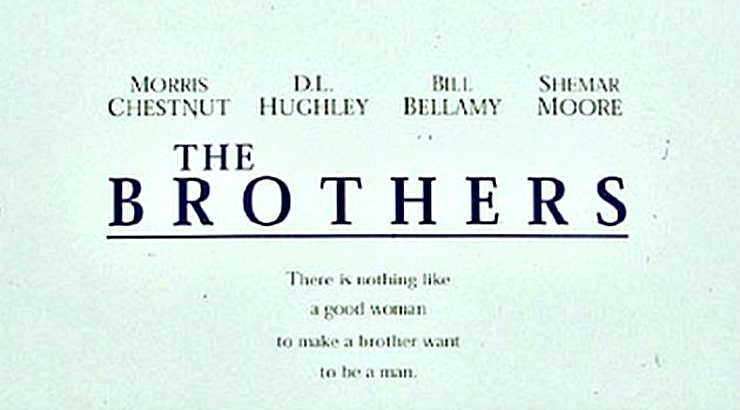 The Brothers is a funny film featuring black actors and actresses