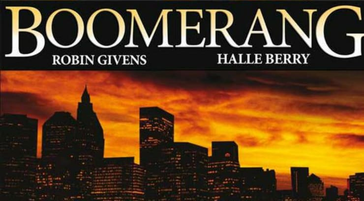 Boomerang, one of the top comedies on this list