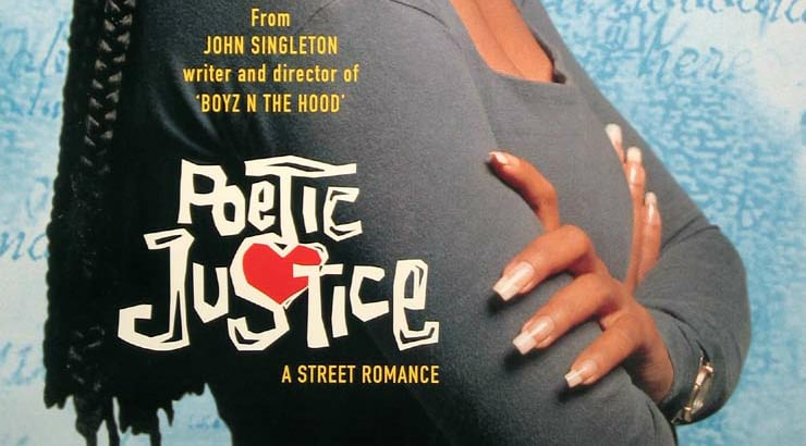 Poetic Justice is another black comedy