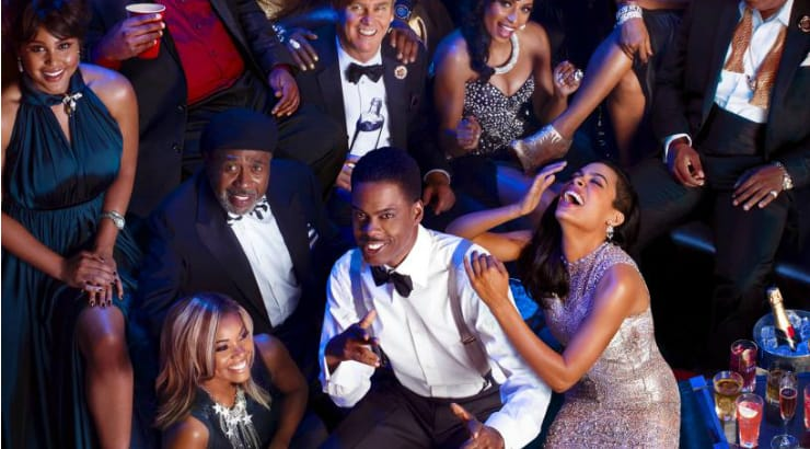 Top Five makes our list of black romantic comedies