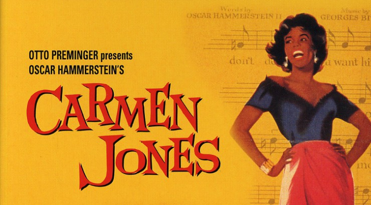 Catch a barrel of laughs with Carmen Jones