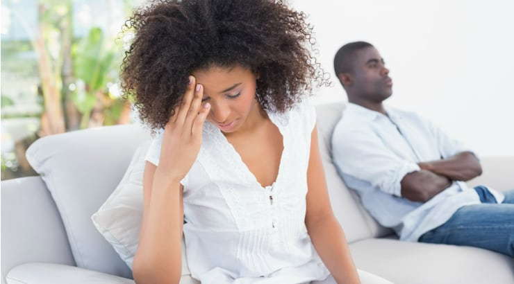 How daddy issues impact future relationships for women
