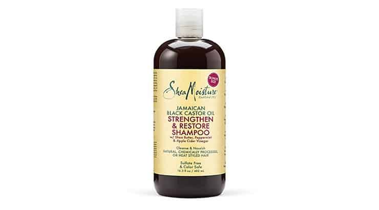 Shea Moisture Jamaican Black Castor Oil Shampoo