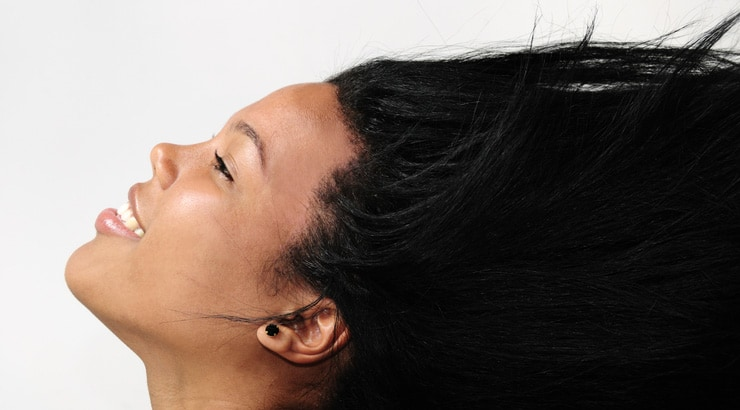 Hot Oil Treatments Can Help With Natural Afro Hair Growth