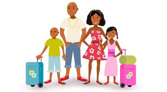Have kids and still travel