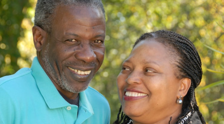 A Couple Who Looked Pass An Infidelity and Built A Stronger and New Marriage