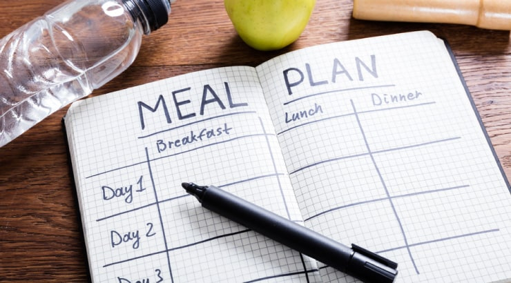 Plan and Prepare Your Meals in Advance for Success on a Vegan Diet