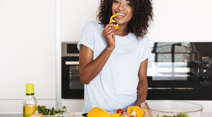 african american vegan starter diet
