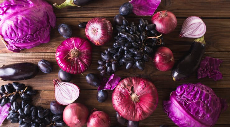 Purple-Skinned Foods Help to Prevent Cancer