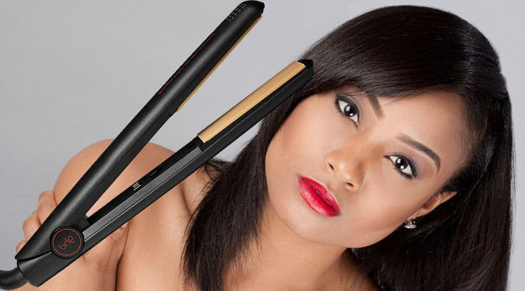 Best flat iron for natural black African American hair