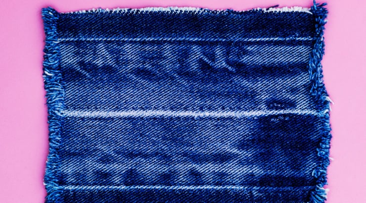 Choose a Fabric Similar to the Jean you are Stretching