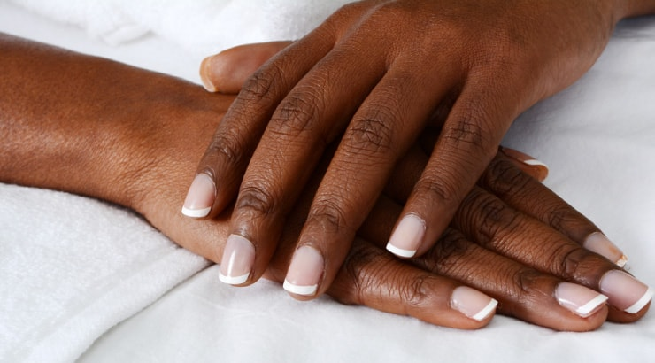 How To Remove Dried Hair Dye From The Nails