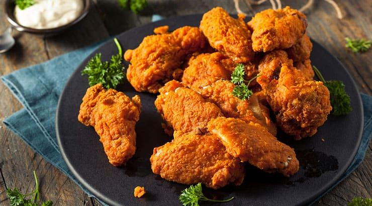 Fried Chicken is a soul food favorite
