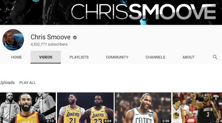 Chris Smoove Black Man Youtuber
