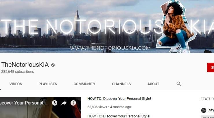The Notorious KIA Black Youtuber