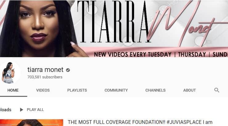 Tiarra Money Black Youtuber