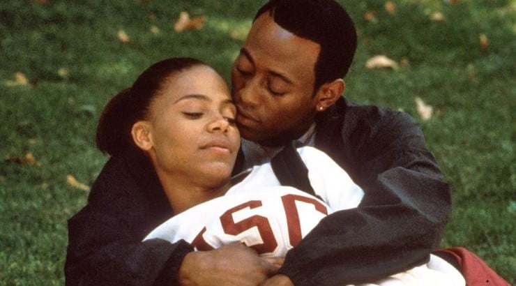 Love and Basketball is a romantic black movie starring Omar Epps and Sanaa Lathan