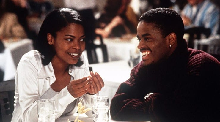 Love Jones is a popular black romance movie from the '90s