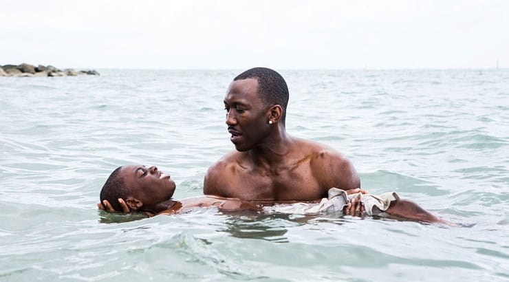 Moonlight is a black movie that highlights LGBTQ+ issues in the African American community