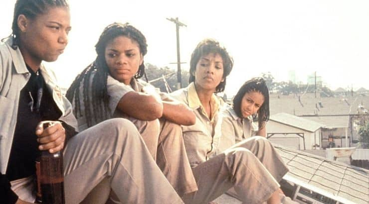 Set It Off is a popular black film with an ensemble female cast