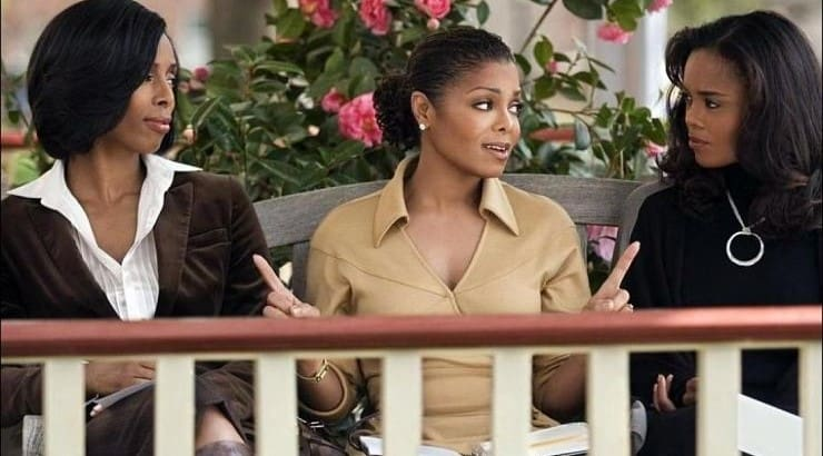 Why Did I Get Married is a Tyler Perry drama starring Janet Jackson