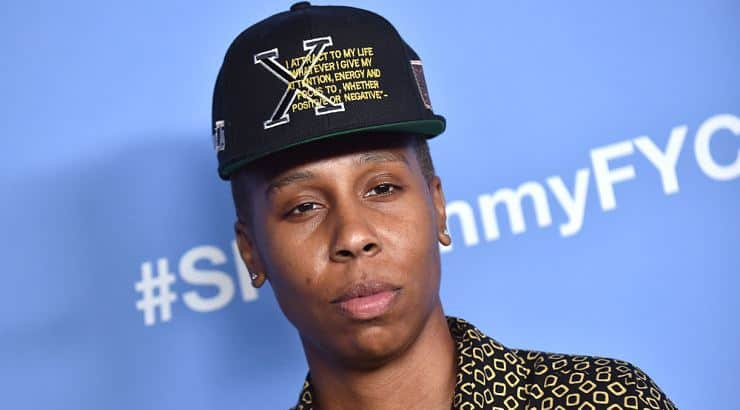 Lena Waithe is a lesbian actress, writer, and producer.