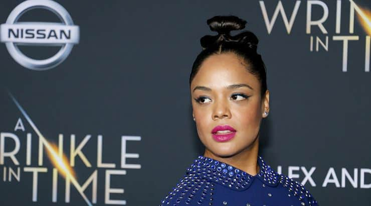 Tessa Thompson has expressed being attracted to both men and women.