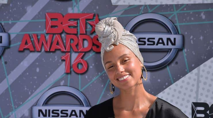 Alicia Keys is a singer who graduated at the top of her high school class.
