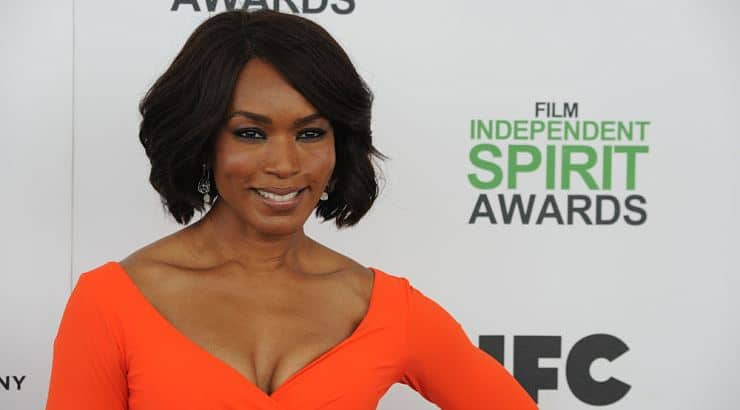 Angela Bassett has two degrees, a BA and a Masters.