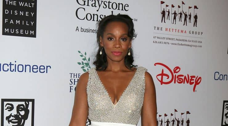 Anika Noni Rose is a talented actress who has a two degrees.