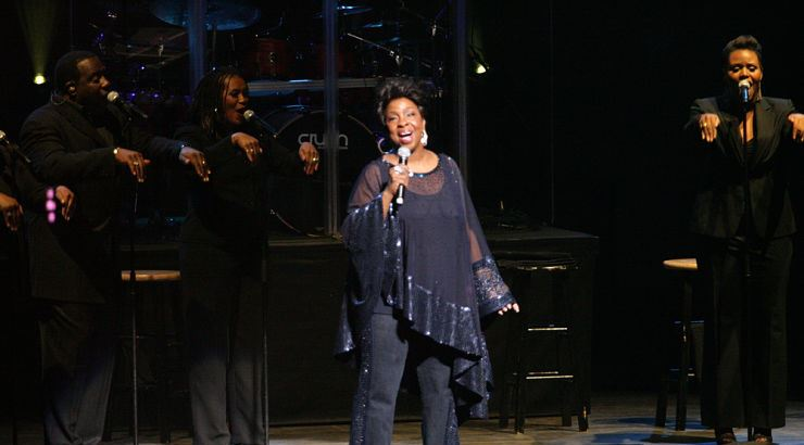 Gladys Knight is one successful business woman with a waffle house.
