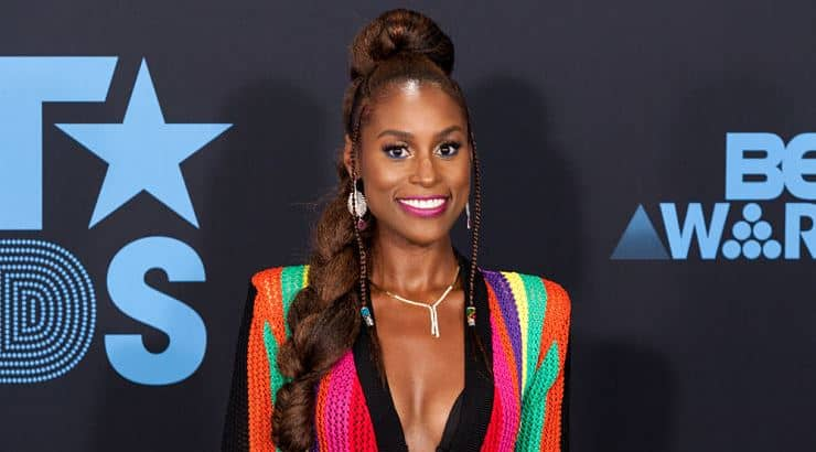 Issa Rae went to Stanford where she studies African-American Studies.