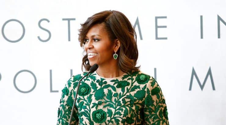 Michelle Obama has to degrees, one bachelor's and a law degree.