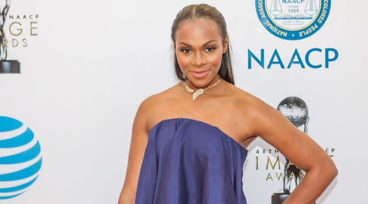 Tika Sumpter went to Marymount Manhattan College where she majored in communications.
