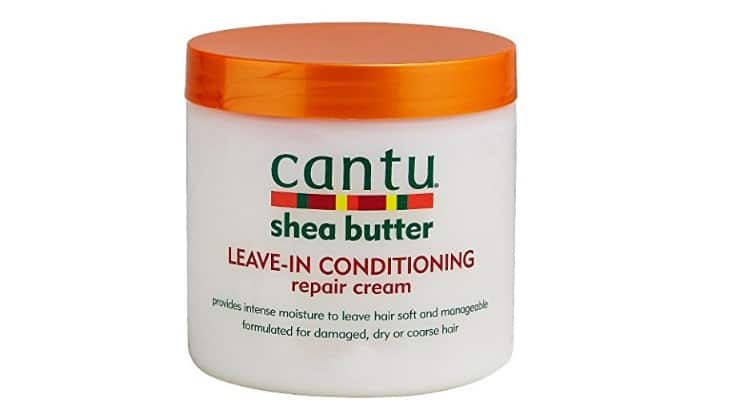 Leave in conditioners are great products that help black hair stay moisturized and helps promote growth.