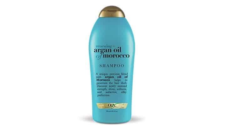 Argan oil is a great hair ingredient for black women looking to grow their hair.