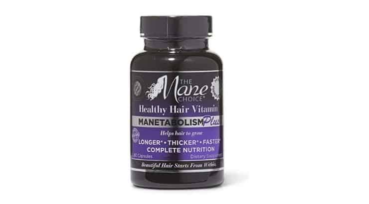 The Mane creates vitamins to help women with hair growth but also to keep the hair they already have.