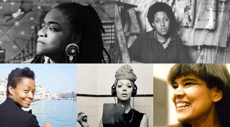 Black females are still underrepresented in the creative world.
