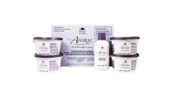 This hair relaxer for black women is a sensitive formula which will help protect the scalp.