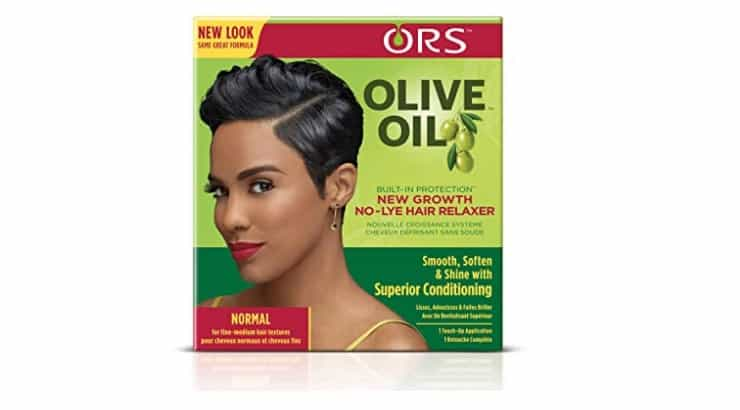 ORS has a relaxing system specifically catered to handling new growth.