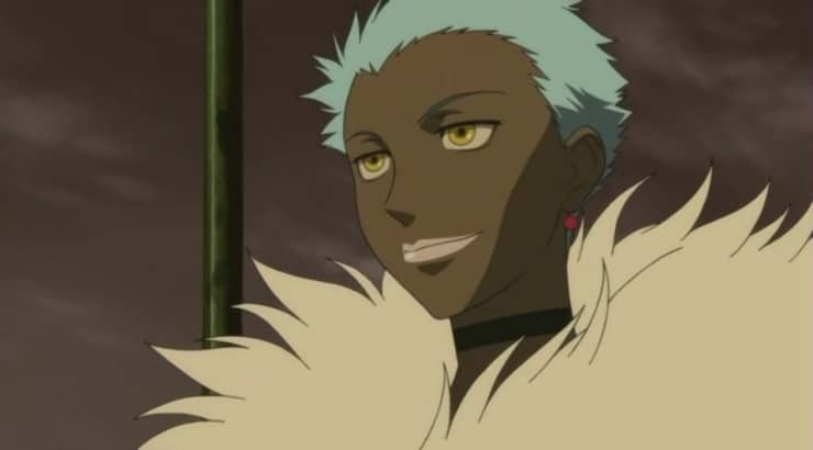 24 Best Black Anime Characters We List Dark Skin Female Male Manga Stars That Sister