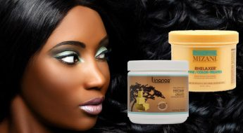 Best Relaxers for Black Hair, For Afro 4a, 4b, And 4c Hair Types