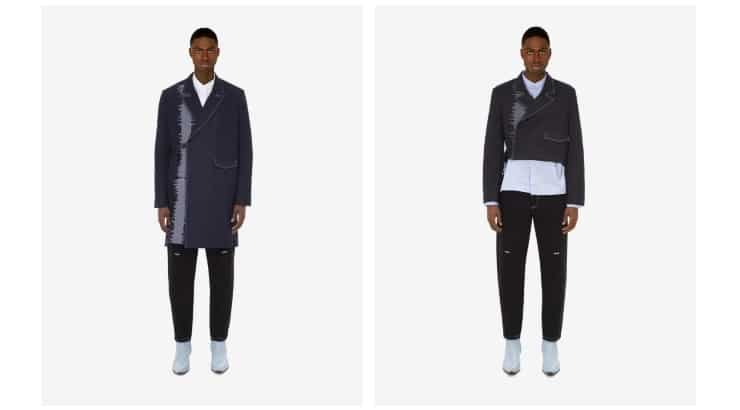 Pyer Moss is a black owned brand that makes high end clothes for men and women.