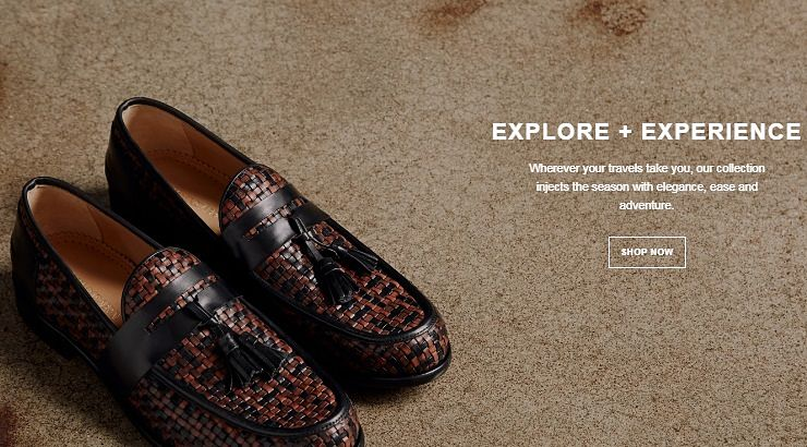 Armando Cabral is a luxury shoe brand founded by a black man.