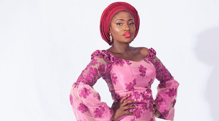 Nigerian brides often have multiple wedding dresses to wear throughout the multiple ceremonies.