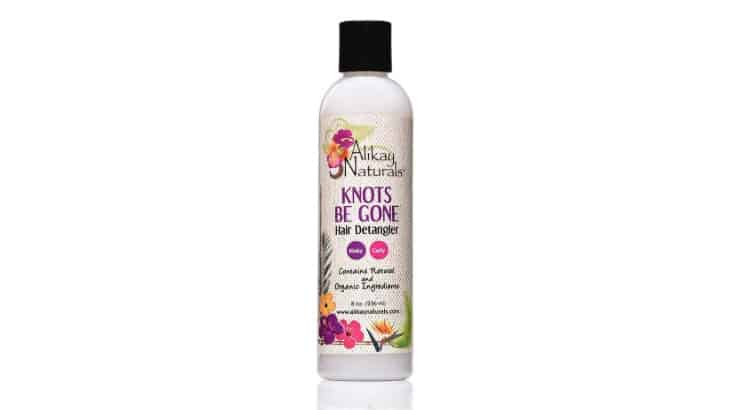 Knots Be Gone Hair Detangler is also a product that can help sooth the scalp.
