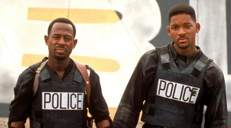 Bad Boys is an action-comedy staring Martin Lawrence and Will Smith as two Miami narcotics detectives.