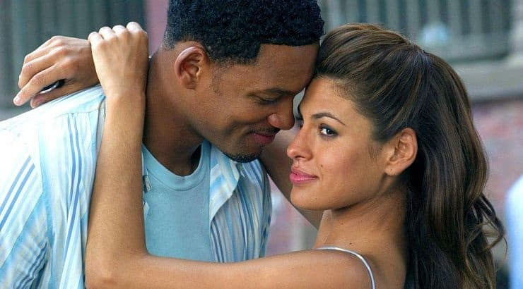 Hitch is a romantic comedy that stars Will Smith as a dating consultant.