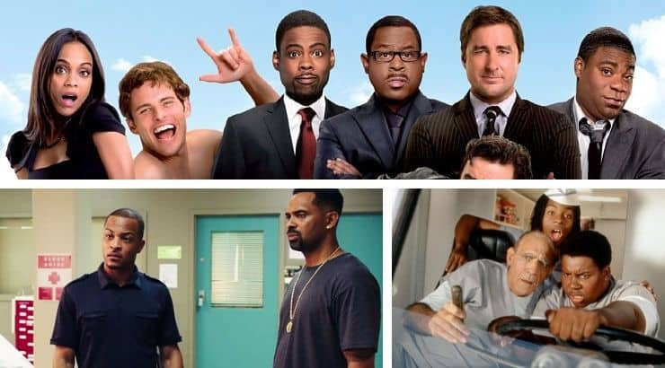 Netflix features many black comedies from film to stand up specials.